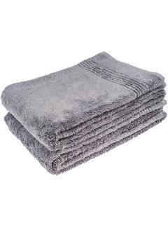 Handdoeken 100 x 50 cm Handdoek grijs 100 x 50 cm