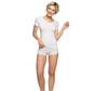 Bamboo basics dames T-shirts wit 2-Pack