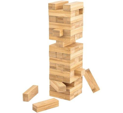 Spelen Bamboe - Stapeltoren