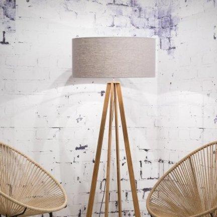 Moderne bamboe lampen