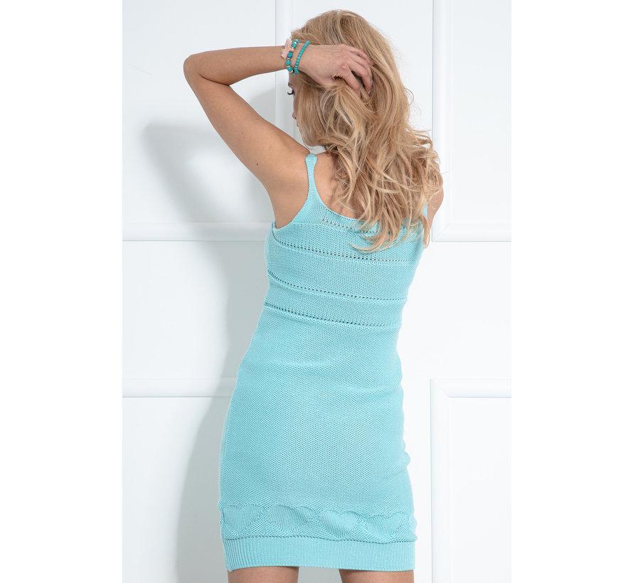 Strandjurk fabulous - Licht blauw