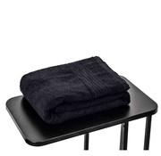 Handdoeken 200 x 90 cm Sauna handdoek zwart 200 x 90 cm