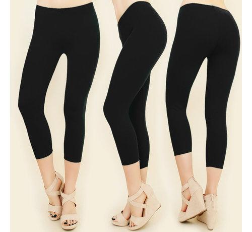 Leggings Bamboe dames legging 3/4