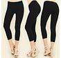 Bamboe dames legging 3/4