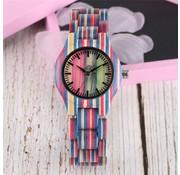 Dames horloges Casual horloge - Kleurrijke Design - Dames