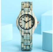 Dames horloges Casual horloge - Legergroen - Dames