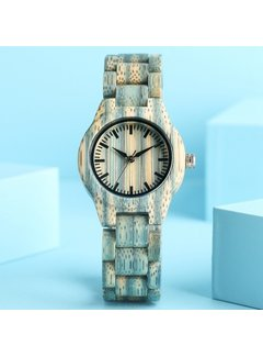 Dames horloges Casual horloge - Legergroen - Dames
