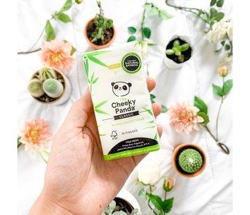 Zakdoekjes Bamboe pocket tissues - (14-pack)  Plasticvrij - 3 Laags