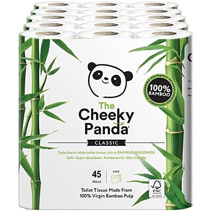 Bamboe Toiletpapier