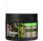 Haarmaskers Dr. Santé Detox regenererende haarmasker - 300ml