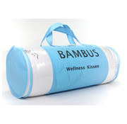 Hoofdkussens Bamboe wellness hoofdkussen - 80x48 cm