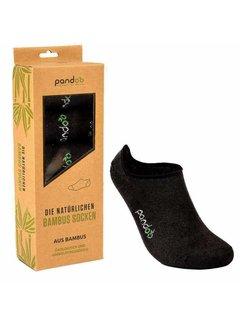 Sokken Footies Sokken - Zwart - 6-Pack - Unisex