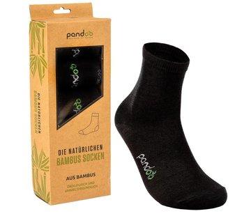Sokken Sport Sokken - Zwart- 6-Pack - Unisex