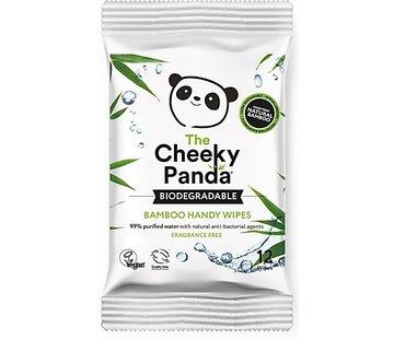 Babydoekjes Bamboe vochtige doekjes- Parfumvrij - 4-Pack