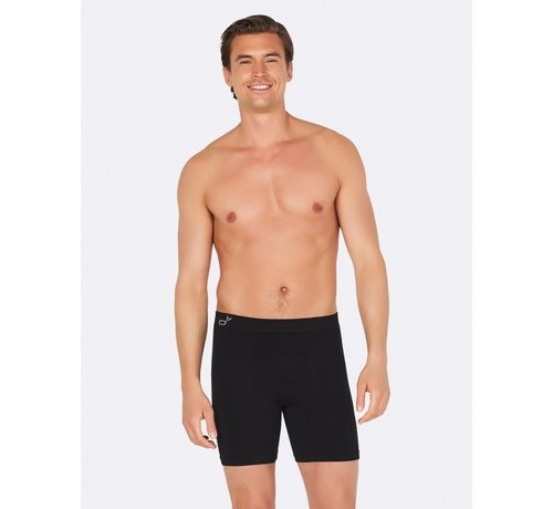 Boxershorts Boody - Lange boxer ondergoed - Zwart