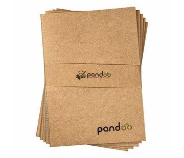 Notitieboeken Noteboek A4 gemaakt van 100% bamboepulp