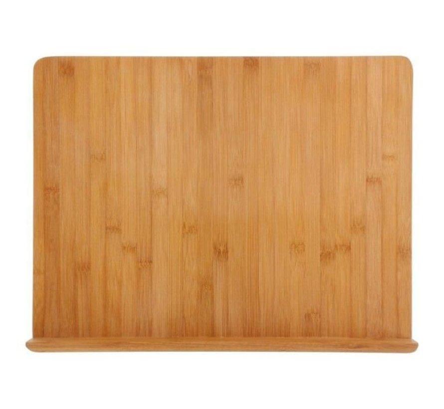 Bamboe snijplank met rand - 45 x 34 cm - Five