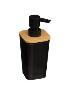 Zeepdispensers Zeep dispenser - Zwart - 500 ml