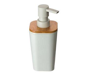 Zeepdispensers Zeep dispenser - 2 Stuks - Wit - 500 ml
