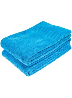 Handdoeken 140 x 70 cm Handdoek blauw 140 x 70 cm