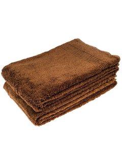 Handdoeken 140 x 70 cm Handdoek bruin 140 x 70 cm