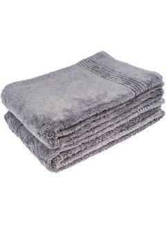 Handdoeken 140 x 70 cm Handdoek grijs 140 x 70 cm