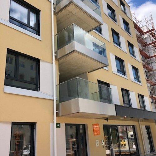 Baureinigung SMS Studentenheim Graz