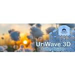 Uriwave Uriwave Saniclip Katoen Bloessem (doos á 10 stuks)