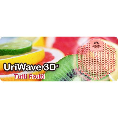 Uriwave Uriwave Wave 3D Tutti Frutti (doos á 10 stuks)