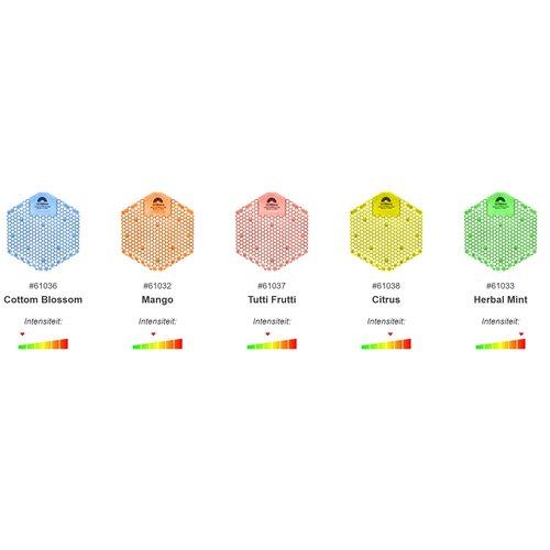 Uriwave Uriwave Wave 3D Citrus (doos á 10 stuks)