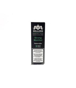 Millers Juice Platinumline Millers Juice Platinumline - Strong Menthol