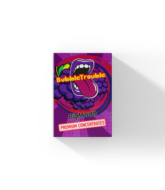 Big Mouth Big Mouth Classic: Bubble Trouble - 10ML