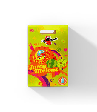 Big Mouth Big Mouth All Loved Up: Juicy Melons - 10ML