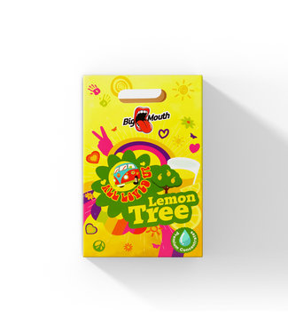 Big Mouth Big Mouth All Loved Up: Lemon Tree - 10ML