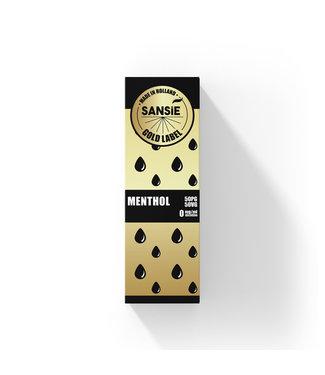 Sansie Gold Label Sansie Gold Label - Menthol