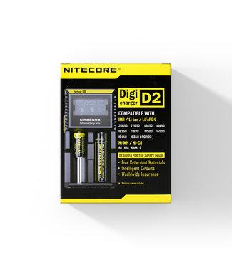 Nitecore Nitecore Digicharger D2 batterij oplader