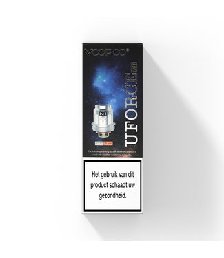 Voopoo Voopoo Uforce NI Coils - 0.13 Ohm (5 St.)