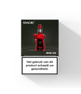 SMOK SMOK Mag - 225W MOD Rood-Zwart