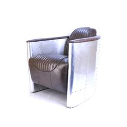Aviator Chair - Brun Foncé