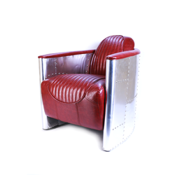 Aviator Chair - Red