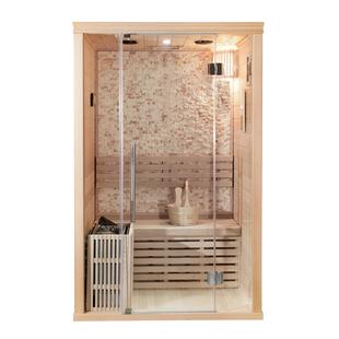 Compacte Sauna - 2 Personen
