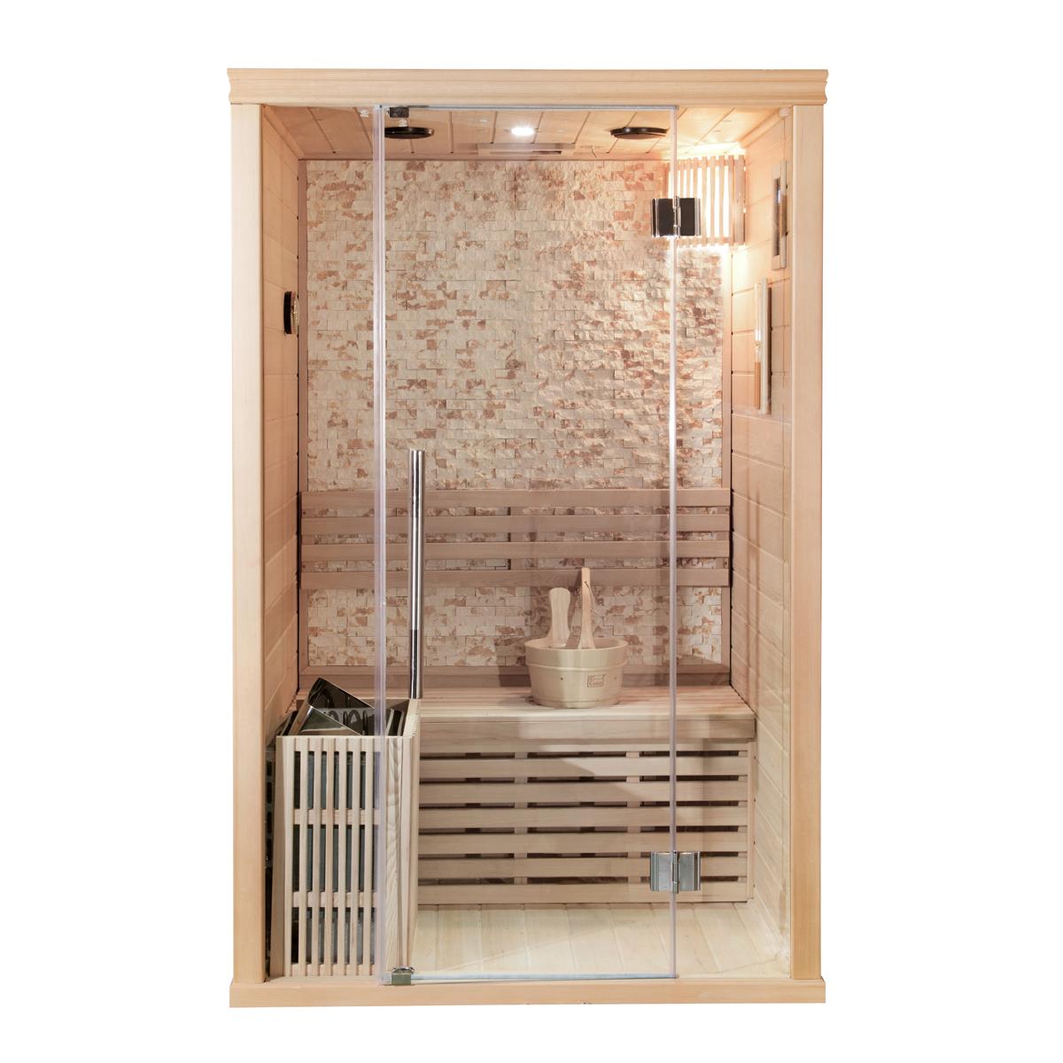 Beliebt Compacte Sauna - 2 Personen   Deals2Day CP05