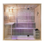 OAK Design Premium Sauna - 4 Personen
