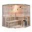 OAK Design Hoekmodel Sauna - 6 Personen