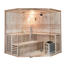 OAK Design Sauna Large - 6 personnes