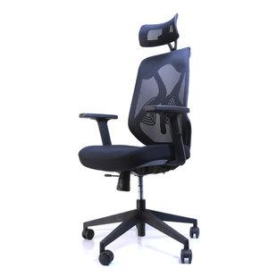 Ergonomische Bureaustoel ERGO-1 - Zwart