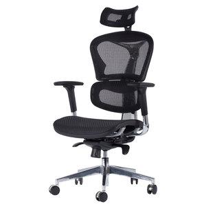 Ergonomische Bureaustoel ERGO-3 Zwart
