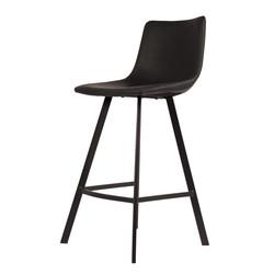 Chaise De Bar Amsterdam - Noir