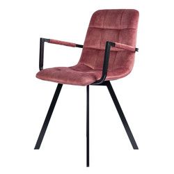 Luca Chaise - Rose / Vintage Velours