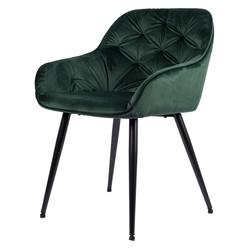 Breaze Chaise - Vert | Velours